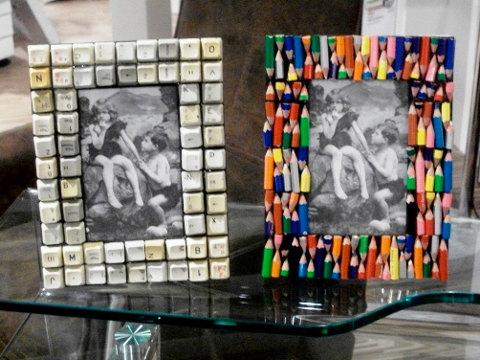 Рамка для фото своими руками декорирование